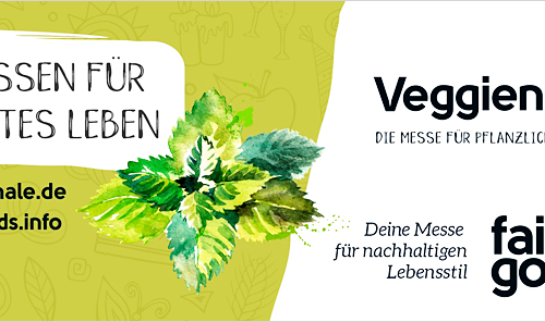 FairGoods & Veggienale in Köln 2017