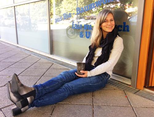 Interview mit Miriam Henninger von fairjeans