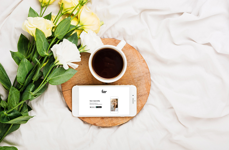 Faer: die Ethical + Fair Fashion App