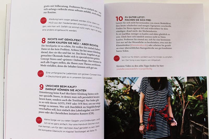 Einfach anziehend – Der Guide für alle, die Wegwerfmode satthaben