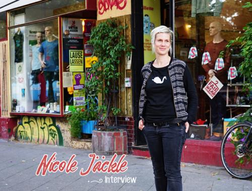 Interview mit Nicole Jäckle von Supermarché Berlin