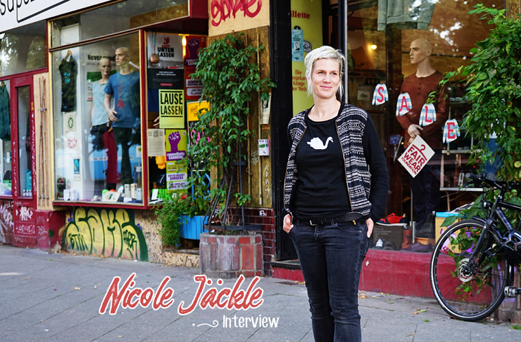 Interview mit Nicole Jäckle von Supermarché Berlin